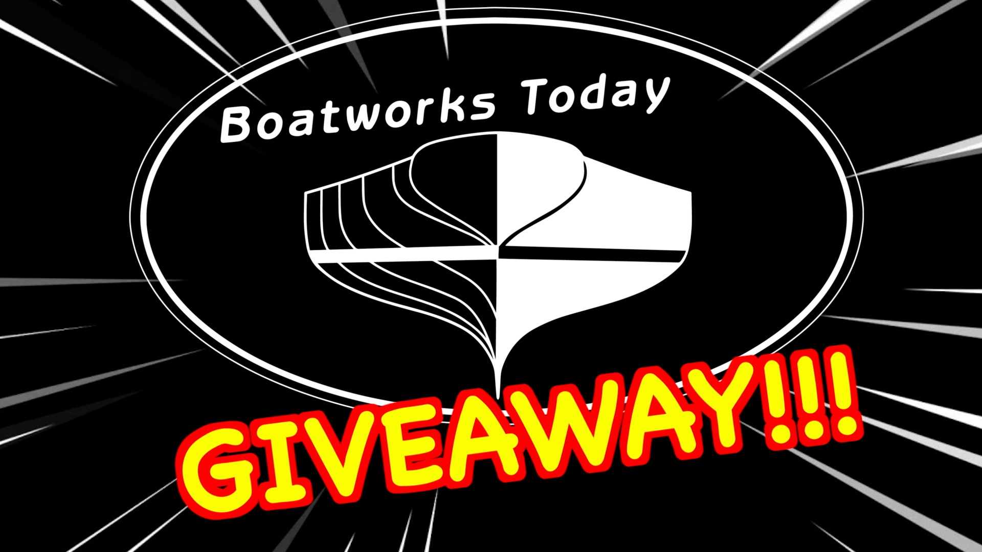 Boatworks Today And Totalboat Giveaway!