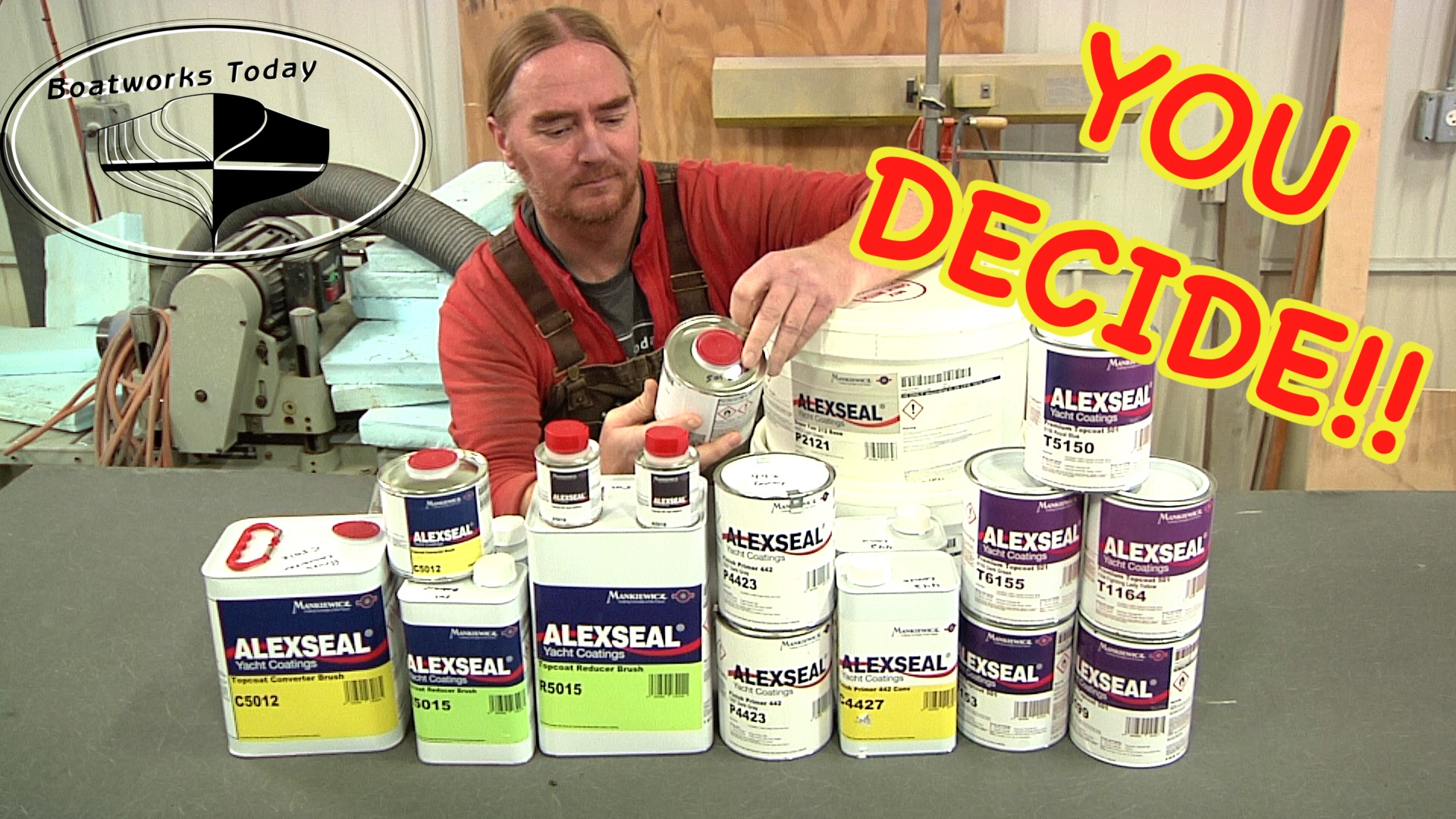Alexseal Paint And Help From YOU!!
